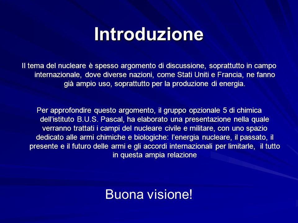 Introduzione Buona visione!