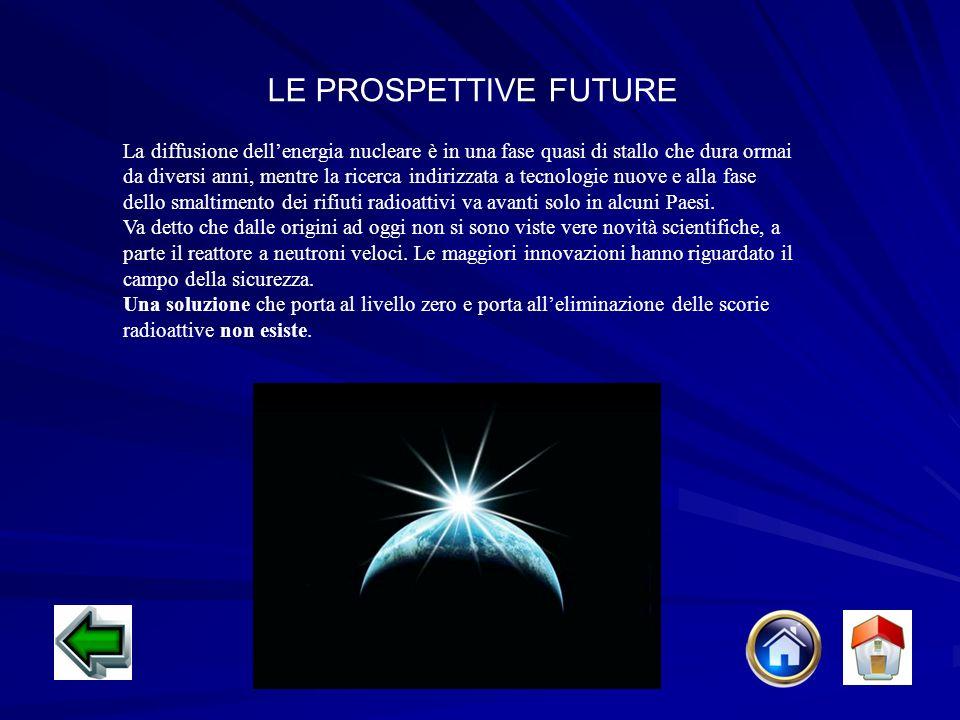 LE PROSPETTIVE FUTURE