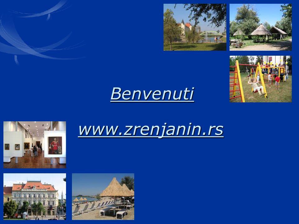 Benvenuti www.zrenjanin.rs
