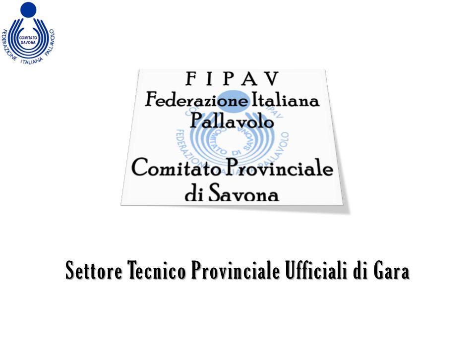 Settore Tecnico Provinciale Ufficiali di Gara