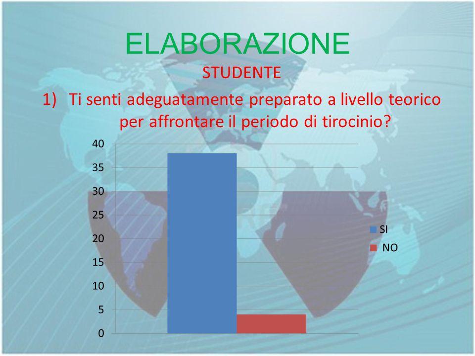 ELABORAZIONE STUDENTE