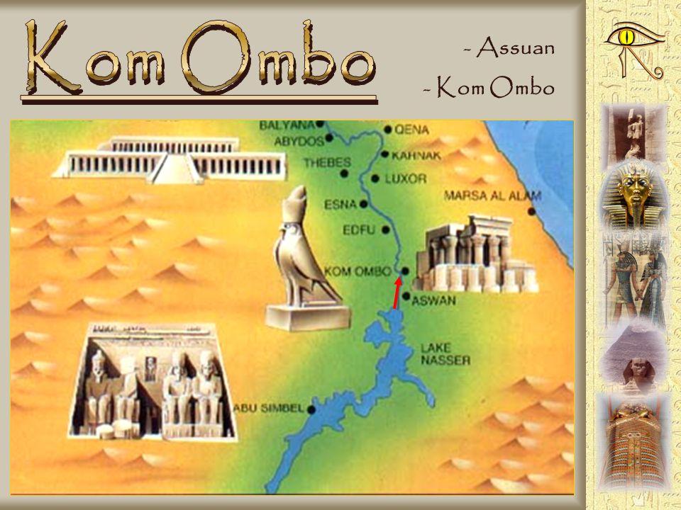 Kom Ombo Assuan Kom Ombo
