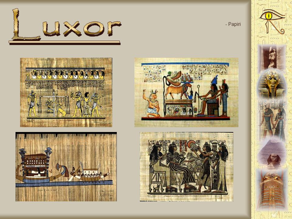 Luxor Papiri