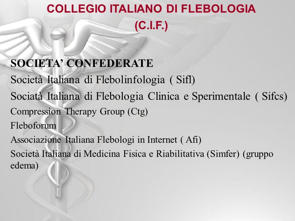 COLLEGIO ITALIANO DI FLEBOLOGIA