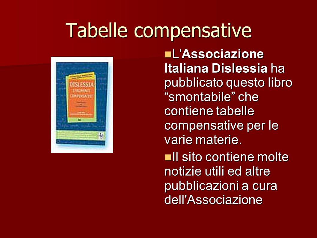 Tabelle compensative