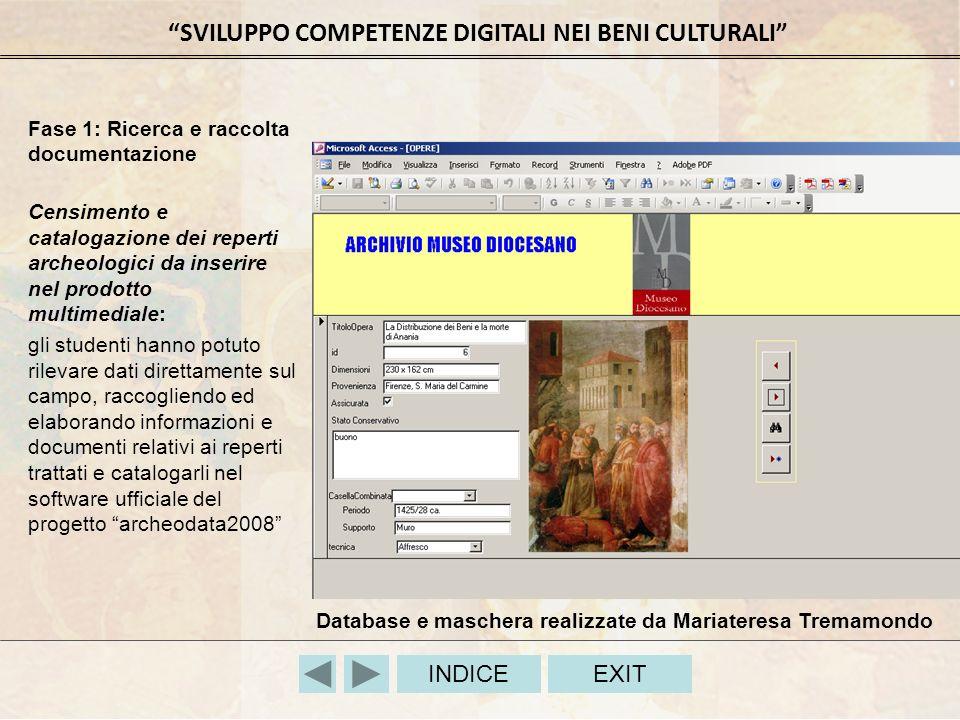 Fase 1: Ricerca e raccolta documentazione