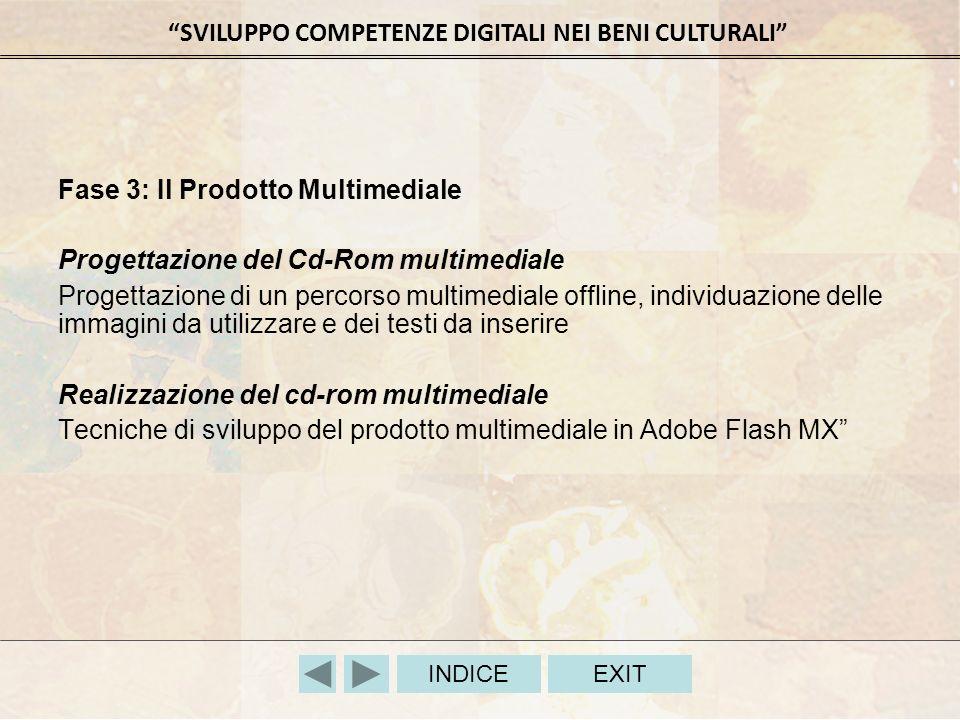 Fase 3: Il Prodotto Multimediale