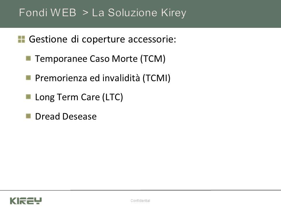 Fondi WEB > La Soluzione Kirey