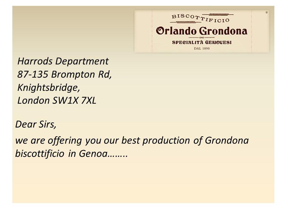 Harrods Department 87-135 Brompton Rd, Knightsbridge, London SW1X 7XL