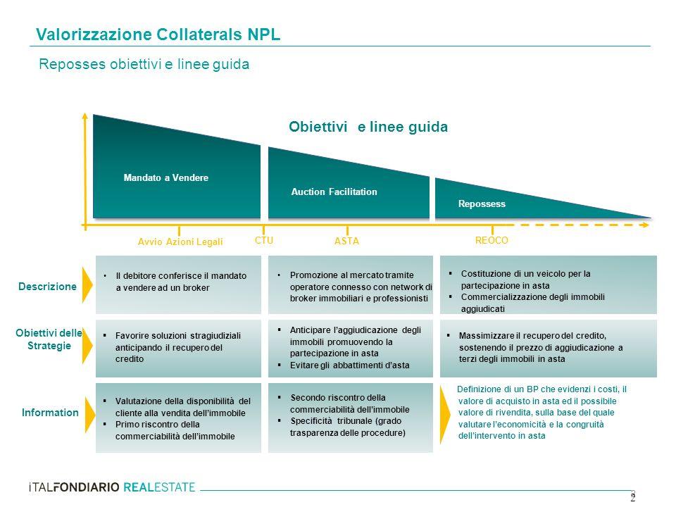 Obiettivi e linee guida Obiettivi delle Strategie
