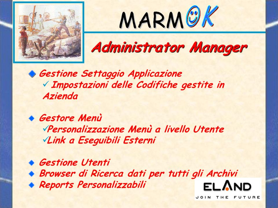 Administrator Manager