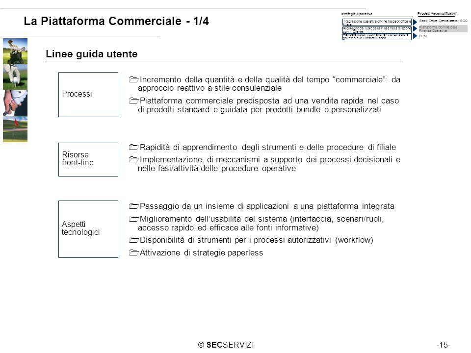 La Piattaforma Commerciale - 1/4