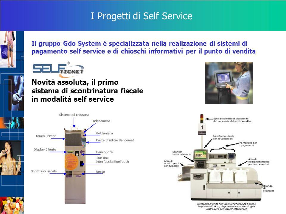 I Progetti di Self Service