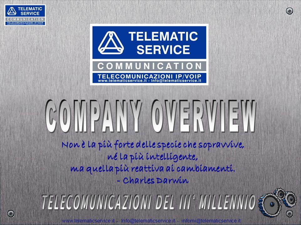 TELECOMUNICAZIONI DEL III° MILLENNIO