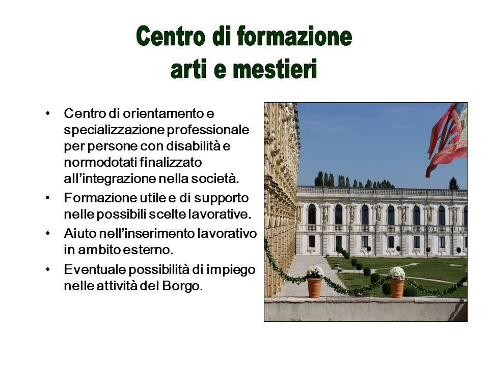 Centro di formazione arti e mestieri