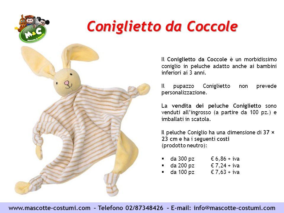 Coniglietto da Coccole