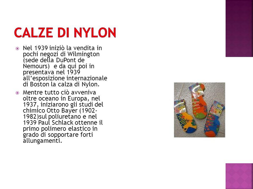 CALZE DI NYLON