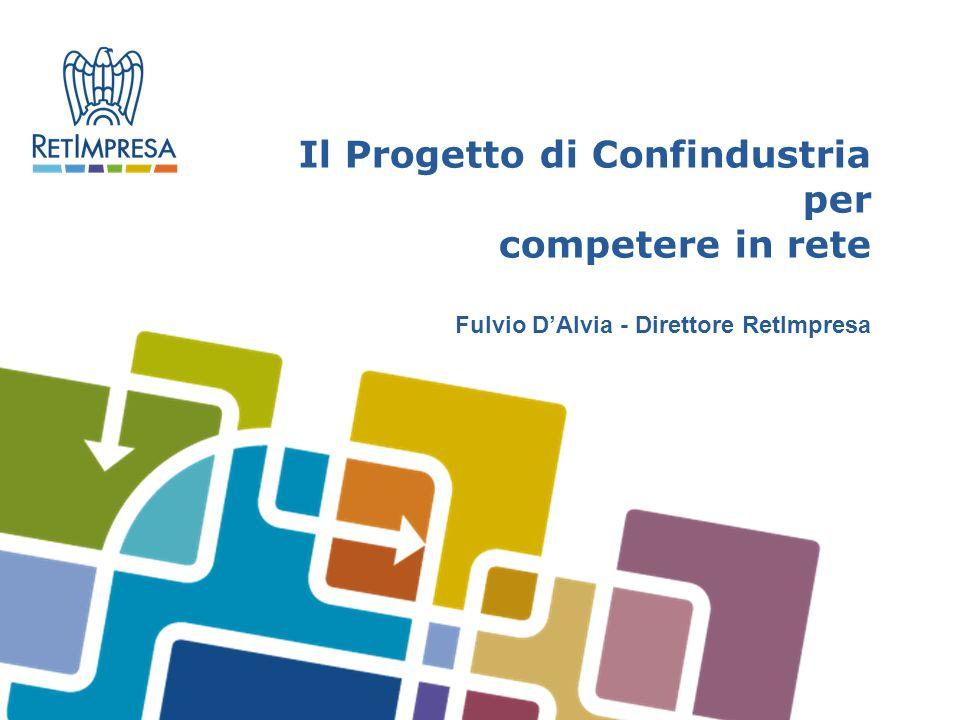 Il Progetto di Confindustria per competere in rete