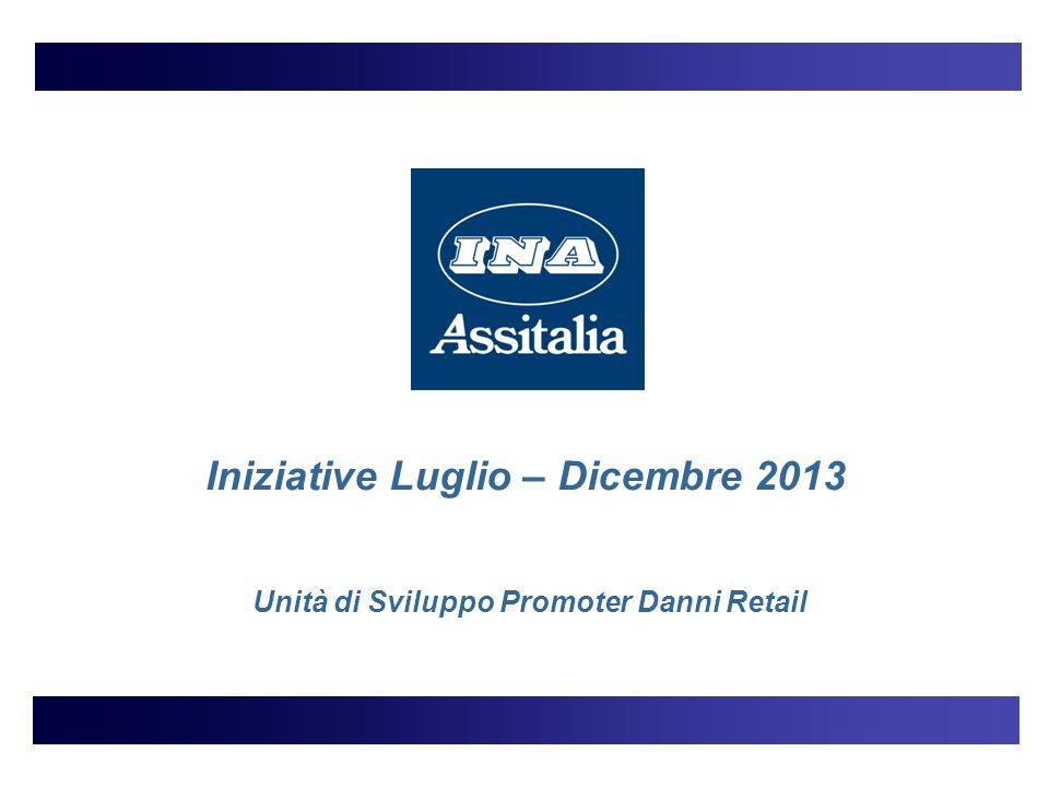 Iniziative Luglio – Dicembre 2013