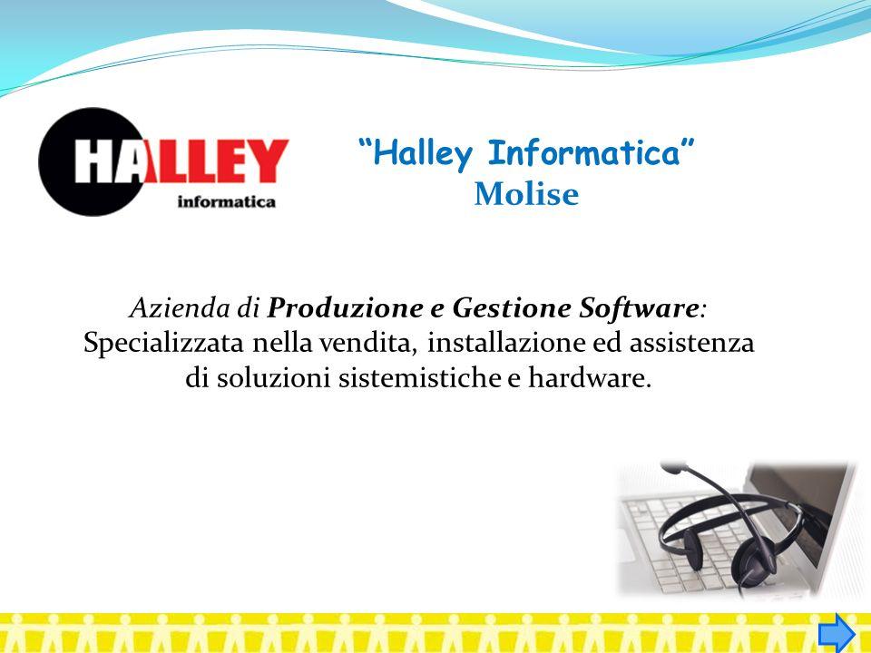 Azienda di Produzione e Gestione Software: