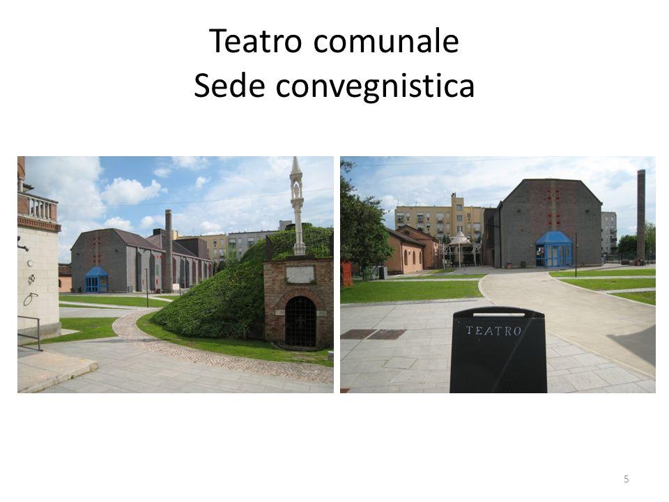 Teatro comunale Sede convegnistica