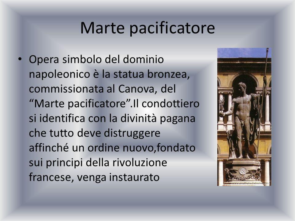 Marte pacificatore