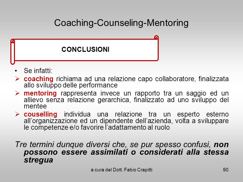 Coaching-Counseling-Mentoring