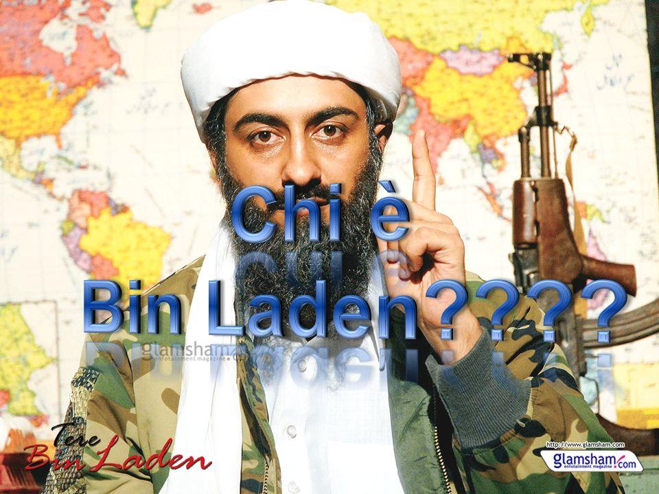 Chi è Bin Laden