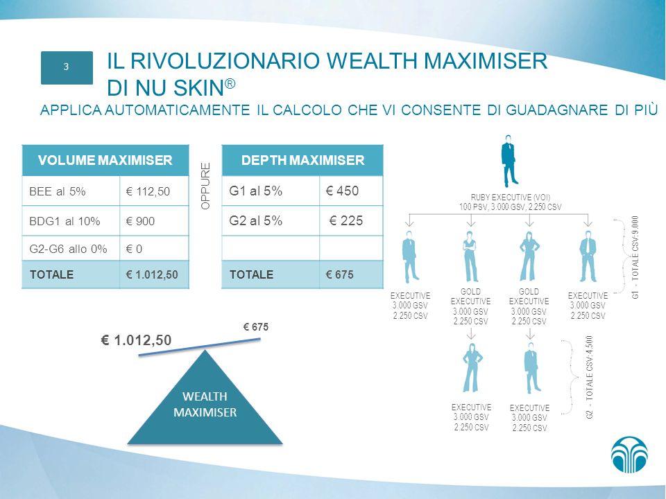 IL RIVOLUZIONARIO WEALTH MAXIMISER