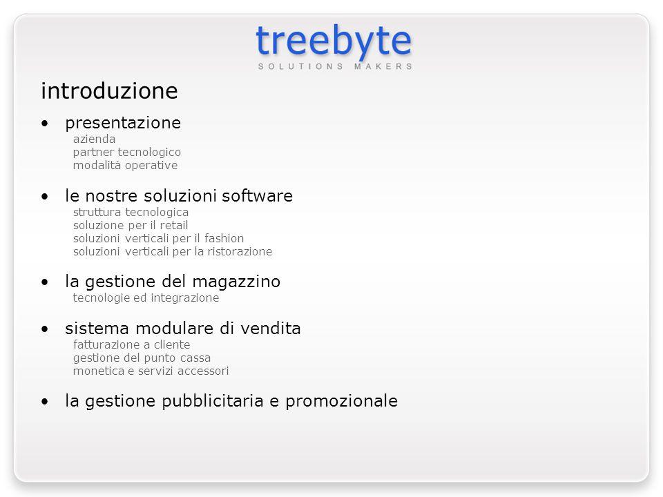 introduzione presentazione le nostre soluzioni software