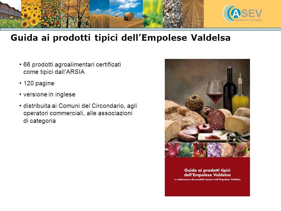 Guida ai prodotti tipici dell'Empolese Valdelsa