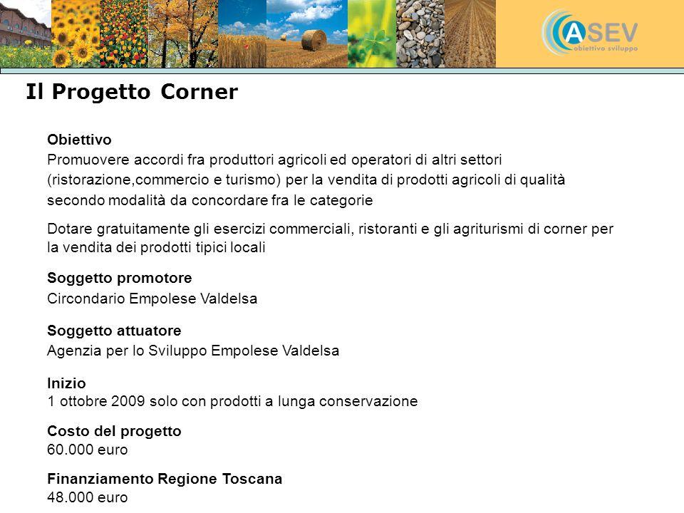 Il Progetto Corner Obiettivo