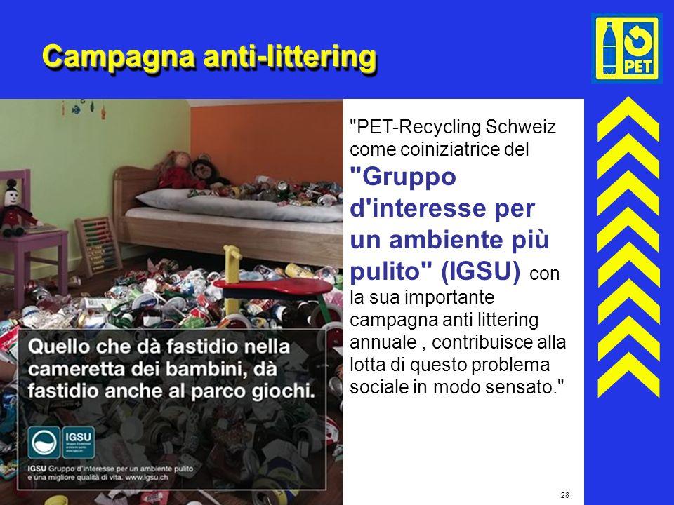 Campagna anti-littering