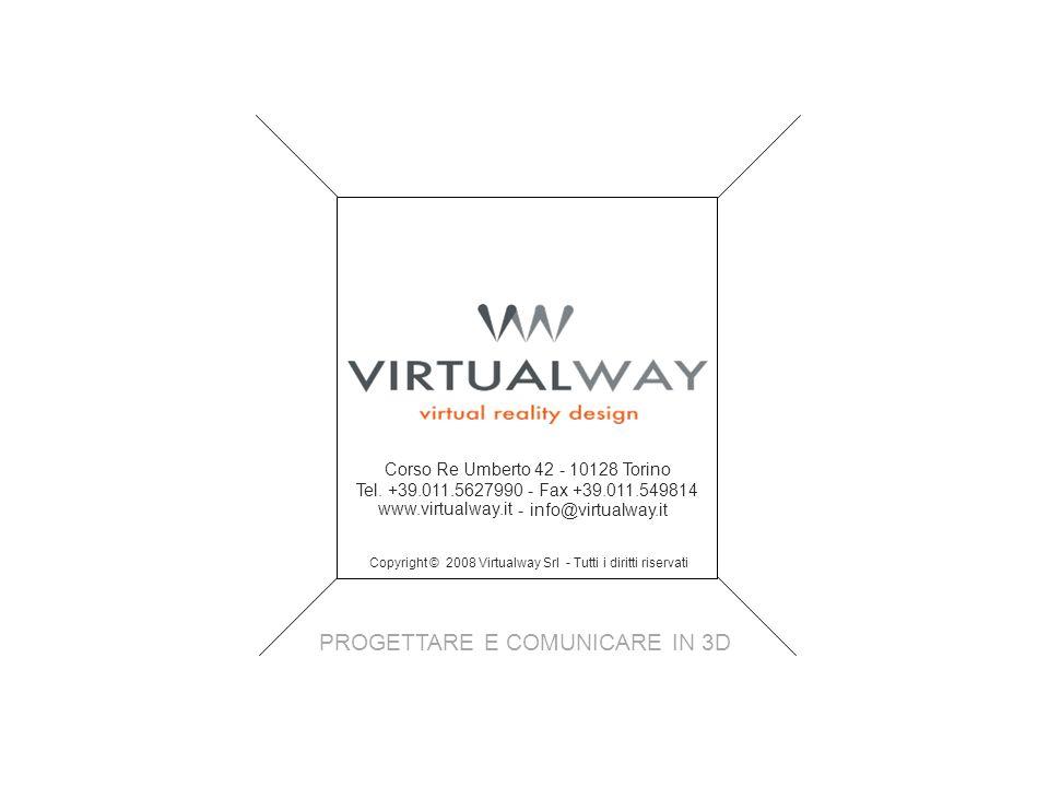 PROGETTARE E COMUNICARE IN 3D
