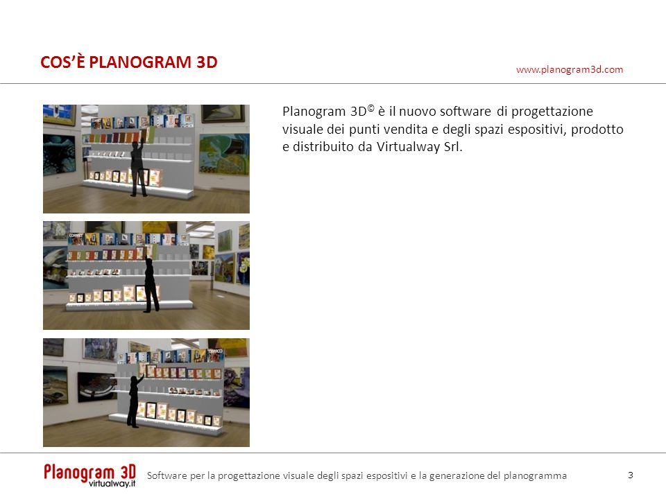 COS'È PLANOGRAM 3D www.planogram3d.com.