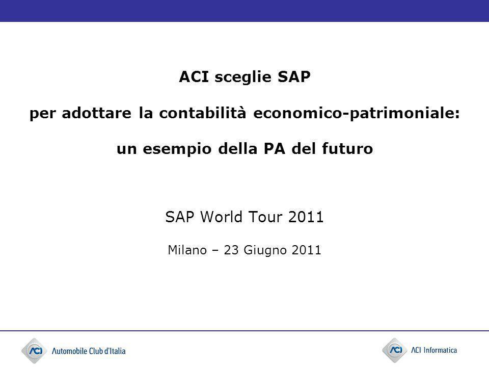 SAP World Tour 2011 Milano – 23 Giugno 2011