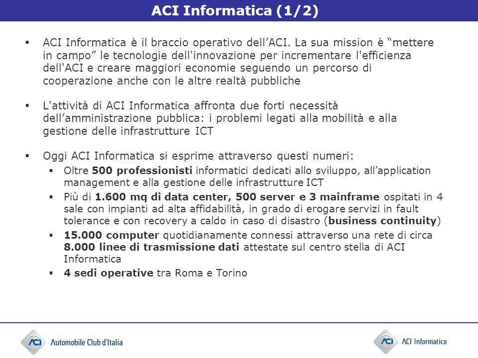 ACI Informatica (1/2)