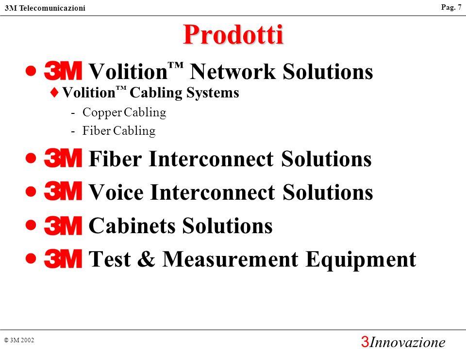 Prodotti Volition™ Network Solutions Fiber Interconnect Solutions