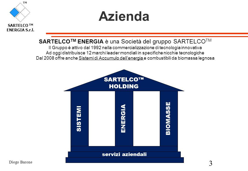 SARTELCOTM ENERGIA è una Società del gruppo SARTELCOTM