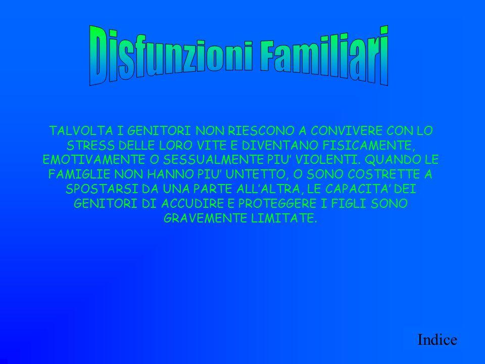 Disfunzioni Familiari