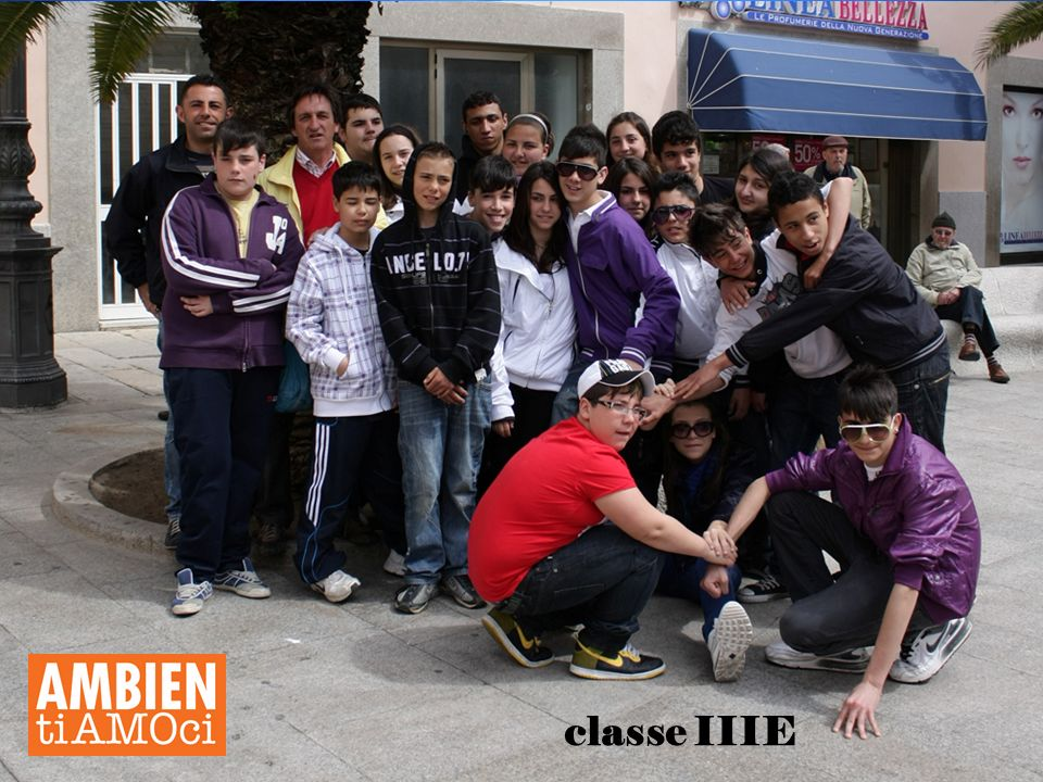 classe IIIE