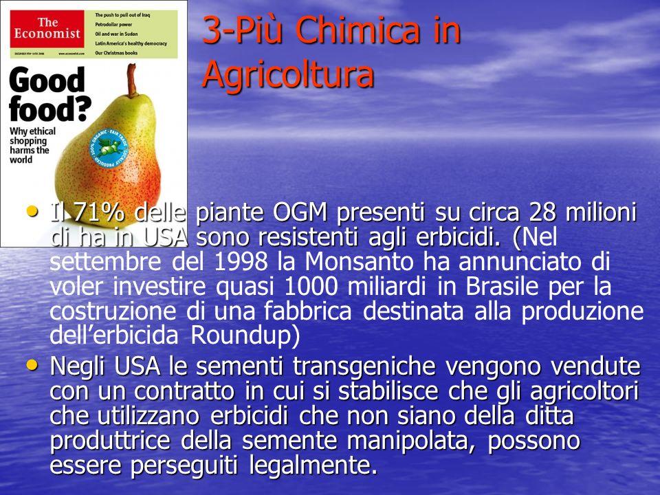 3-Più Chimica in Agricoltura