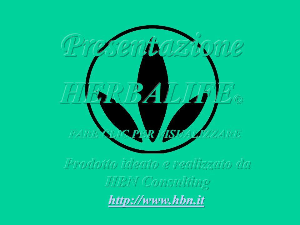 Presentazione HERBALIFE©