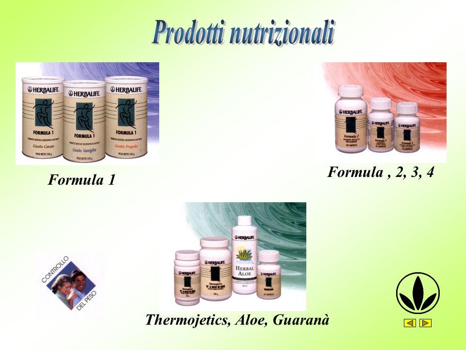 Prodotti nutrizionali