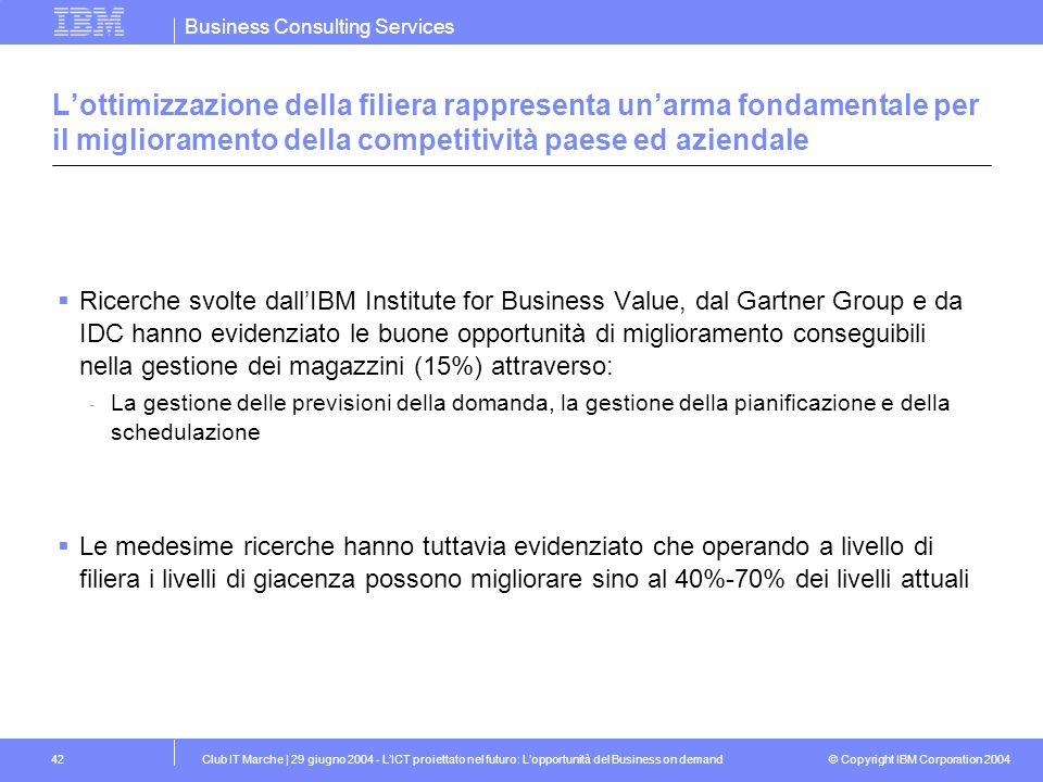 L'ottimizzazione della filiera rappresenta un'arma fondamentale per il miglioramento della competitività paese ed aziendale