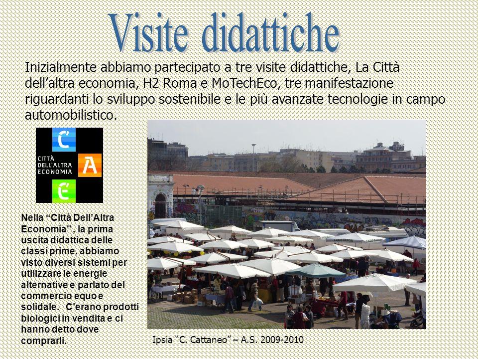 Visite didattiche