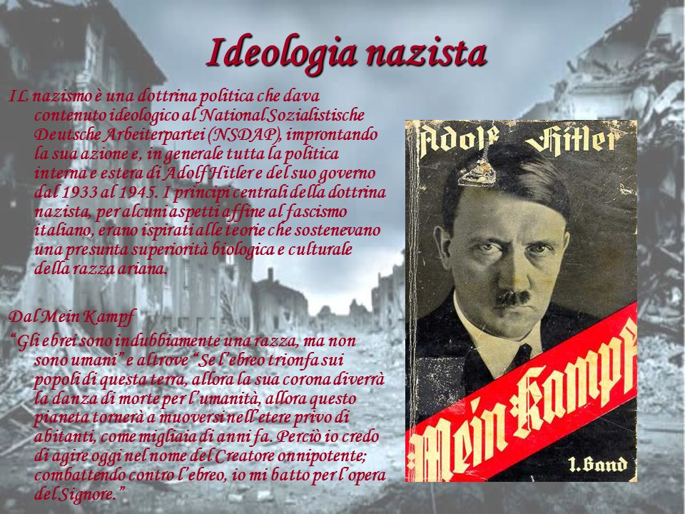 Ideologia nazista
