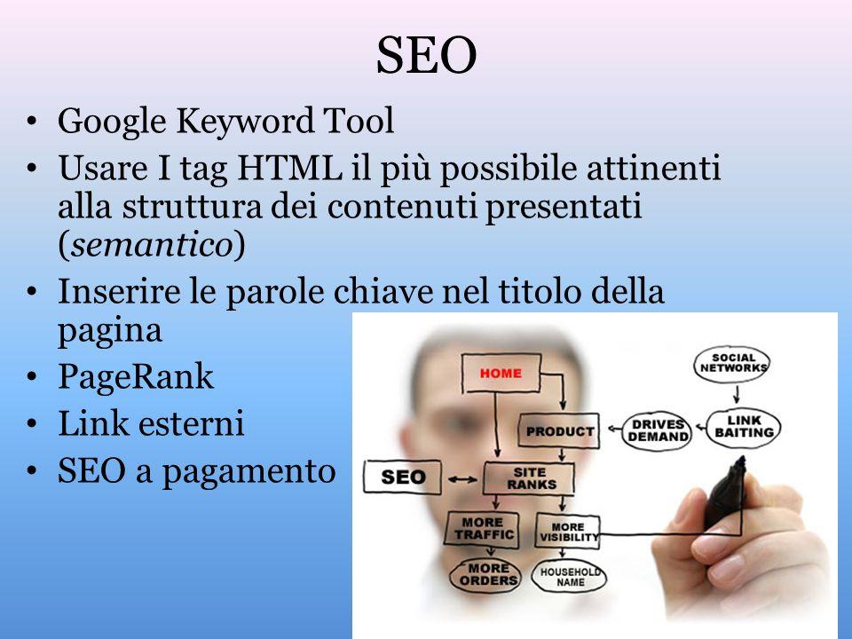 SEO Google Keyword Tool