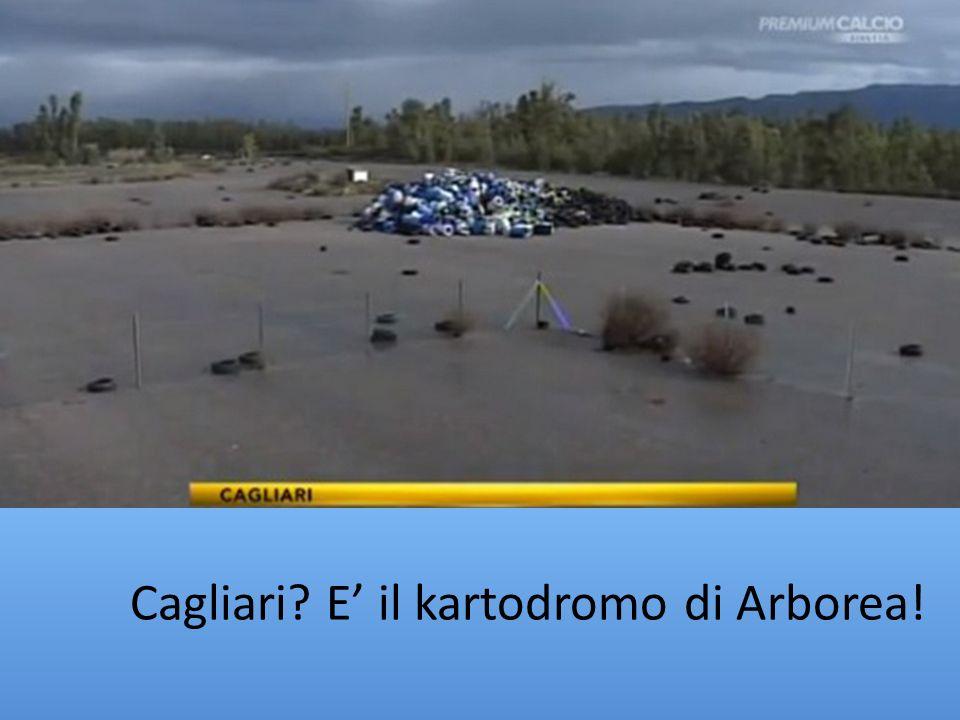 Cagliari E' il kartodromo di Arborea!