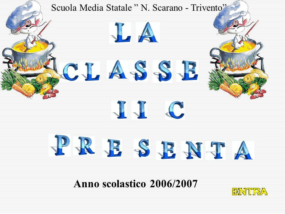Scuola Media Statale N. Scarano - Trivento